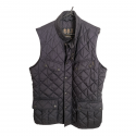 Barbour Mens Blue Body Warmer Size M
